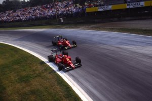 MOTORSPORT / GERHARD BERGER